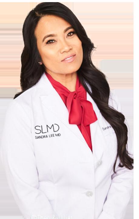 Dr. Sandra Lee aka Dr. Pimple Popper